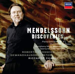 Mendelssohn Discoveries Product Image