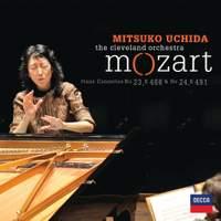 Mozart - Piano Concertos Nos. 23 & 24