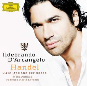 Ildebrando D'Arcangelo - Handel Arias