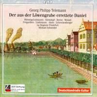 Telemann - Der aus der Löwengrube errette Daniel
