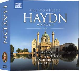 The Complete Haydn Masses
