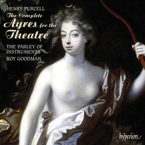 Purcell - Complete Ayres for the Theatre Product Image