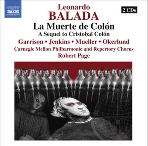 Balada: La Muerte de Colón (The Death of Columbus)