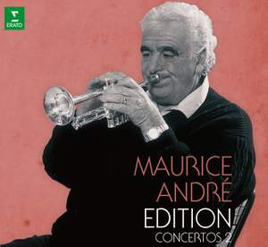 Maurice André Edition Volume 2 - Concertos 2