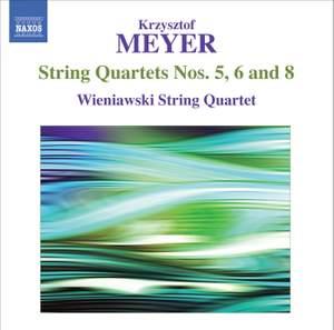 Meyer: String Quartets Volume 1
