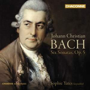 J.C. Bach - 6 Sonatas, Op. 5