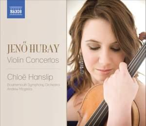 Hubay - Violin Concertos Nos. 1 and 2