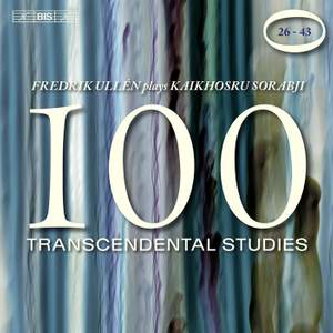 Sorabji - 100 Transcendental Studies, Volume 2