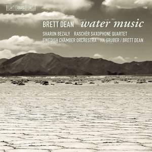 Brett Dean - Water Music
