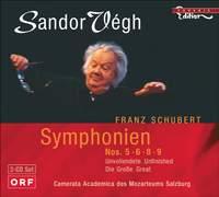 Schubert - Symphonies Nos. 5, 6, 8 & 9
