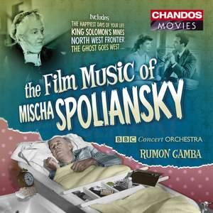 Film Music by Mischa Spolianksy
