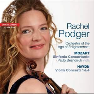 Rachel Podger - Mozart & Haydn Concertos Product Image