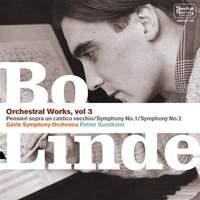 Bo Linde - Orchestral Works Volume 3