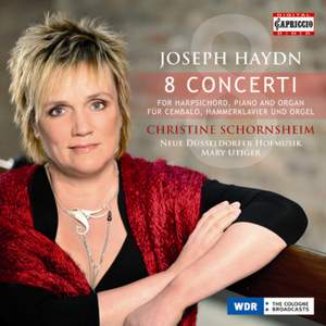 Haydn - 8 Concerti For Harpsichord, Piano & Organ