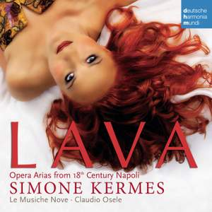 Lava – Opera Arias From 18th Century Napoli