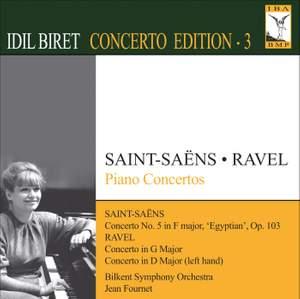 Idil Biret Concerto Edition - Volume 3