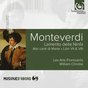 Monteverdi - Lamento Della Ninfa