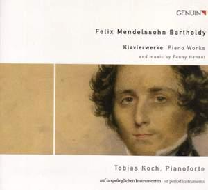 Mendelssohn - Piano Works
