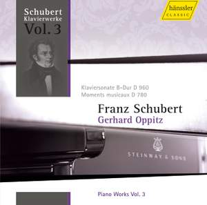 Schubert - Piano Works Volume 3