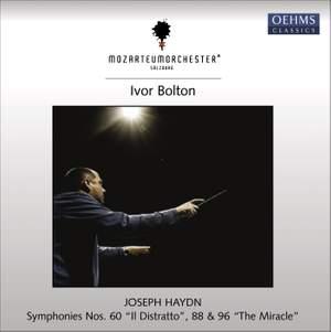 Haydn - Symphonies Nos. 60, 88 & 96