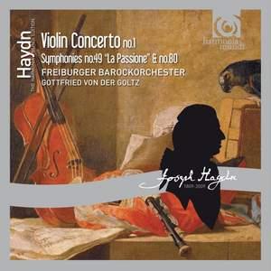 Haydn - Violin Concerto & Symphonies Nos. 49 & 80 Product Image