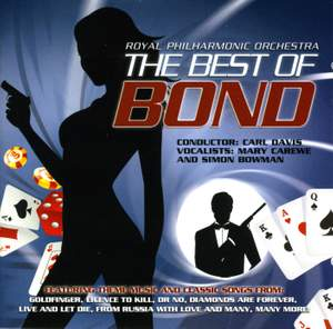 The Best of Bond Product Image