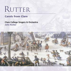 Rutter - Carols from Clare