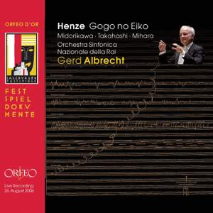 Henze, H: Gogo no Eiko