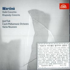 Martinu - Violin Concertos & Rhapsody-Concerto