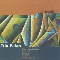 Shostakovich & Juon - Piano Trios