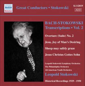 Bach/Stokowski - Transcriptions Volume 2