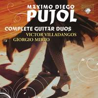 Pujol, M D: Guitar Duos