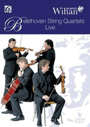 Beethoven - String Quartets Live