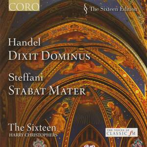 The Sixteen sing Handel & Steffani