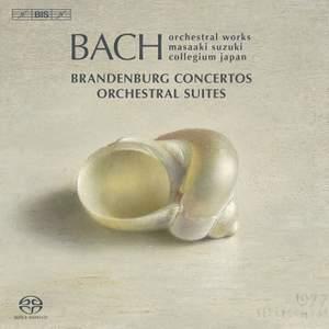 Bach - Brandenburg Concertos & Orchestral Suites