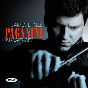 Paganini: Caprices for solo violin, Op. 1 Nos. 1-24 Product Image