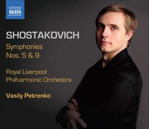 Shostakovich: Symphonies Nos. 5 & 9 Product Image