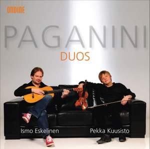Paganini - Duos