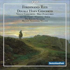 Ries - Double Horn Concerto