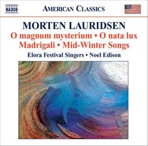 Lauridsen - Choral Works