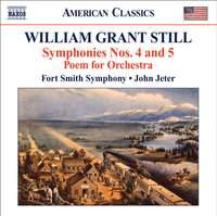 Still - Symphonies Nos. 4 & 5