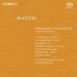Haydn: Philemon and Baucis