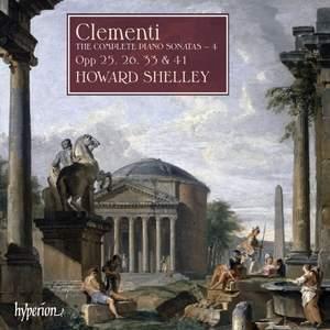 Clementi - Complete Piano Sonatas Volume 4