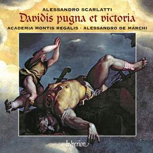 Scarlatti, A: Davidis pugna et victoria