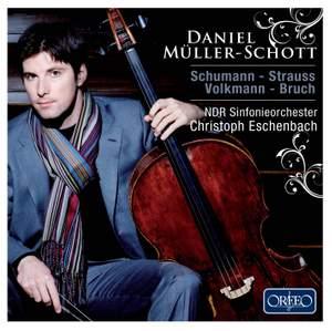 Daniel Müller-Schott plays Cello Concertos