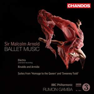 Arnold - Ballet Music