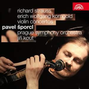 Korngold & Strauss - Violin Concertos