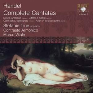 Handel: Complete Cantatas Volume 1