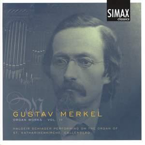 Merkel - Organ Works Volume 2