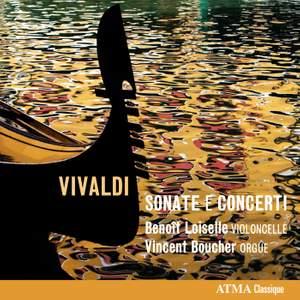 Vivaldi - Sonatas and Concertos
